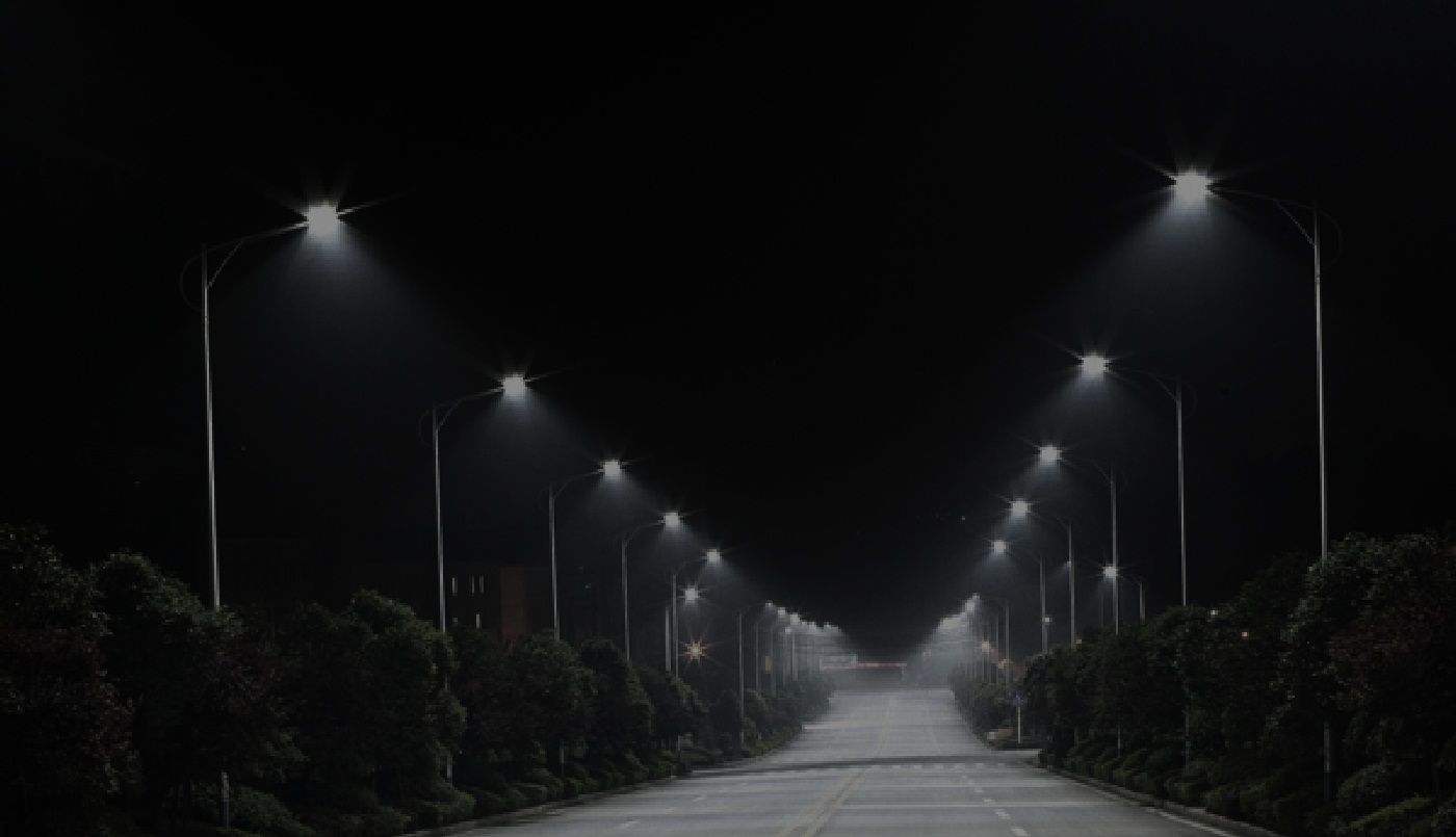 چراغ های خیابانی شرکت مشکات الکترونیک پارسیان